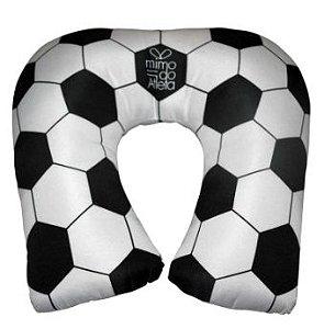 Almofada de Pescoço Bola Futebol