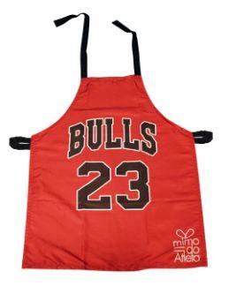 Avental de Basquete Bulls