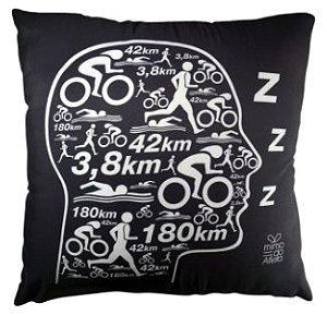 Capa de Almofada Triathlon Zzz