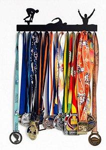 Porta-Medalhas Natação