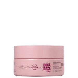 Cadiveu Professional Boca Rosa Hair Quartzo Condicionante - Máscara Capilar 200ml