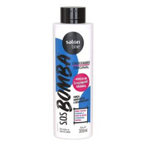 Condicionador S.O.S Bomba Original Salon Line 300ml