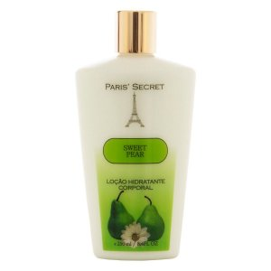 Hidratante Corporal Paris Secret Sweet Pear 250ml