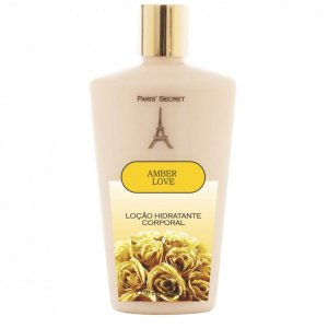 Hidratante Amber Love - Paris Secret 250ml