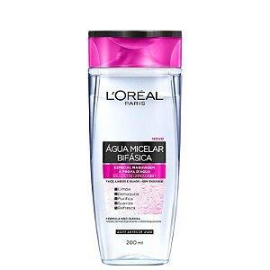 L'Oréal  Paris  - Água Micelar Bifásica 200ml