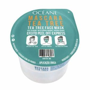 Mascara Facial Tea Tree Oceane