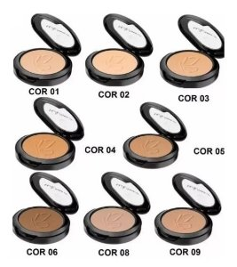 Pó Compacto Vult Make Up Matte 9g