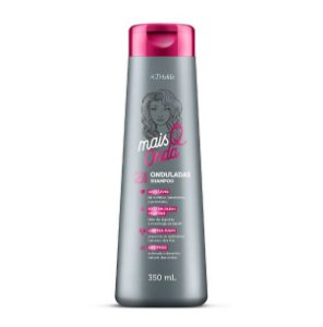 Shampoo Mais Q OndaOnduladas 2abc 350ml - Triskle