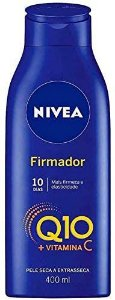 Hidratante Desodorante Nivea Firmador Q10 + Vitamina C Pele Seca Nivea
