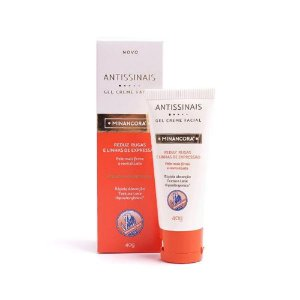 Minancora Antissinais Gel Creme Facial 40g