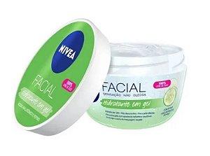 Hidratante Facial Em Gel Nivea - Sensação Não Oleosa 100g