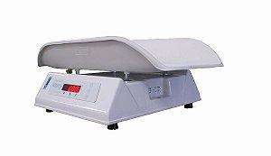 Balança Digital Médica Pediátrica Eletrônica 109E Antropométrica - 15Kg/5g - Selo Inmetro - Welmy
