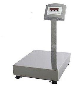 Balança Eletrônica W 100/2 com Coluna e Bateria