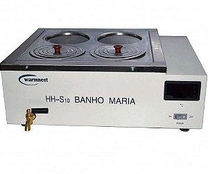 Banho Maria Warms 4 Bocas