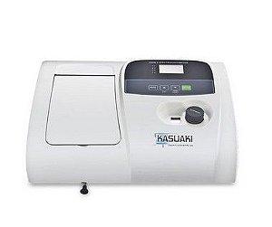 Espectrofotômetro Digital Com Faixa Visível De 320 À 1000 Nm