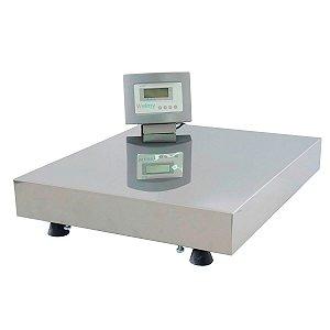 Balança Comercial Eletrônica W300 sem coluna Welmy 300 kg 50x60cm