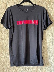 Camiseta Dry Frase Empoderada Marca Evouz