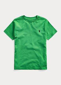 Camiseta Gola Redonda Verde - Ralph Lauren