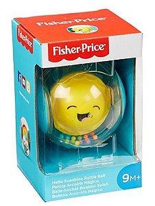 Bolinha Arco-Íris Mágico - Fisher Price - 9M+