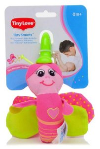 Chocalho Tiny Princess Borboleta Betty - Tiny Love - 0m+