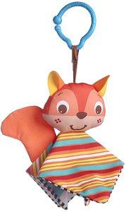Brinquedo para passeio Tiny Smarts Esquilo Crocante - Tiny Love - 0m+
