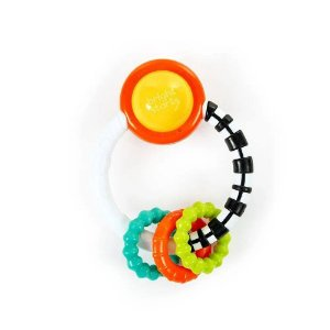 Mordedor Rattle A Round - Bright Starts - 3m+