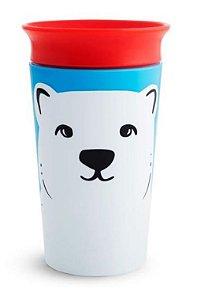 Copo Grande 360° Wild Urso Polar - Munchkin