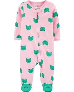 Pijama com pé - Sapinho