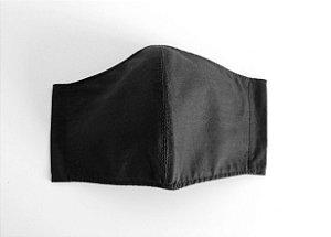 Máscara de Proteção Adulto - Preto