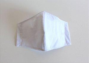 Máscara de Proteção Adulto - Branco