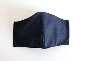 Máscara de Proteção Adulto - Azul Marinho