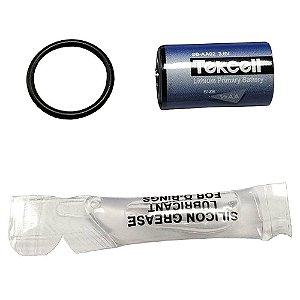 Kit de bateria para computador de mergulho DataTrans Oceanic