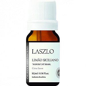 Óleo Essencial Laszlo - Cravos Folhas - 10,1 ML - Cinco