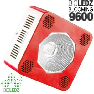 Lâmpada LED para Cultivo Indoor - BIOLEDZ BLOOMING 9600 – 200W