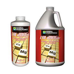Suplemento Mineral - CALiMAGic - General Hidroponics