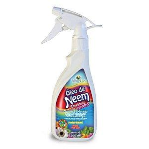 Óleo de Neen (500ml) com borrifador - Defensivo 100% orgânico contra pragas.