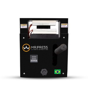 Mr Press - Rosin - Prensa para Extração sem solvente