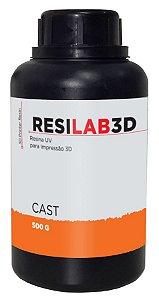Resinas para Impressora 3D Cast 500g - Wilcos