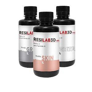 Resina Resilab 3D Premium Modelo - Wilcos