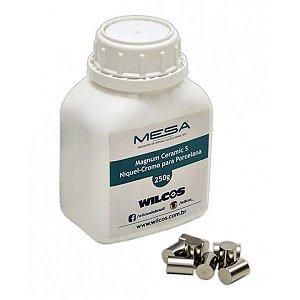 Metal Mesa Magnum Ceramic s Niquel Cromo 250gr - Wilcos
