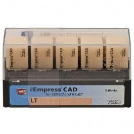 Bloco Para Cad Cam Ips Empress Cerec Inlab LT I12 - Ivoclar Vivadent