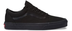 TÊNIS OLD SKOOL VANS - ALL BLACK