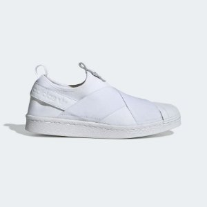 TÊNIS ADIDAS SUPERSTAR SLIP ON - BRANCO