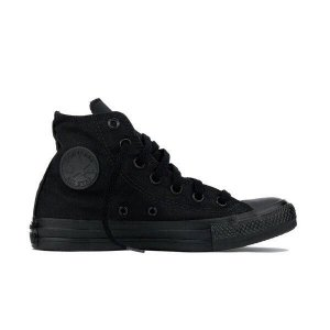 TÊNIS CONVERSE ALL STAR CANO ALTO -  ALL BLACK
