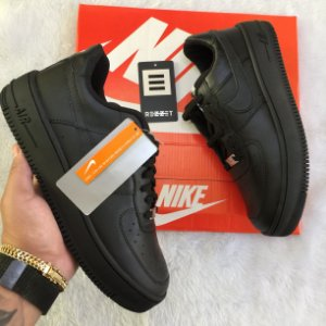 TÊNIS NIKE AIR FORCE  - PRETO