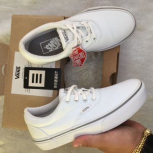 TÊNIS VANS WN DOHENY - CANVAS/TRUE WHITE