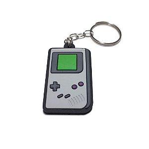 Chaveiro Game Boy Geek Emborrachado