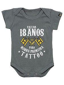 Body Bebê Tattoo Primeira Tattoo Chumbo