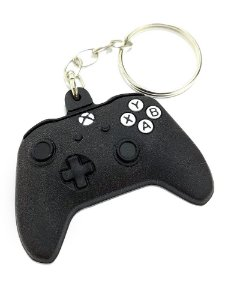 Chaveiro Controle Xbox Emborrachado