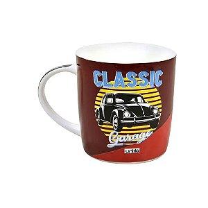 Caneca Ceramica Fusca Classic Garage 390ml